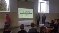 Jaunieši centrs skolā - pieredzes stāsts pēc piedalīšanās projektā Itālijā.