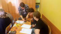 Tikšanās ar Ventspils augstskolas pārstāvjiem