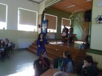 5.-6.klašu novadu mājturības un tehnoloģijas olimpiāde Pāvilostas vidusskolā.