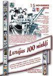 """Latvijas 100 mirkļi"""